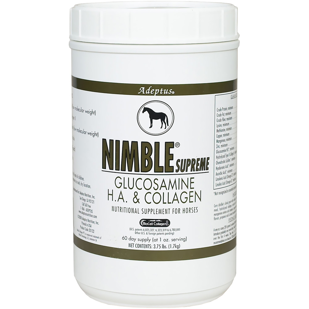 Nimble® Supreme Joint & Tendon Support for Horses