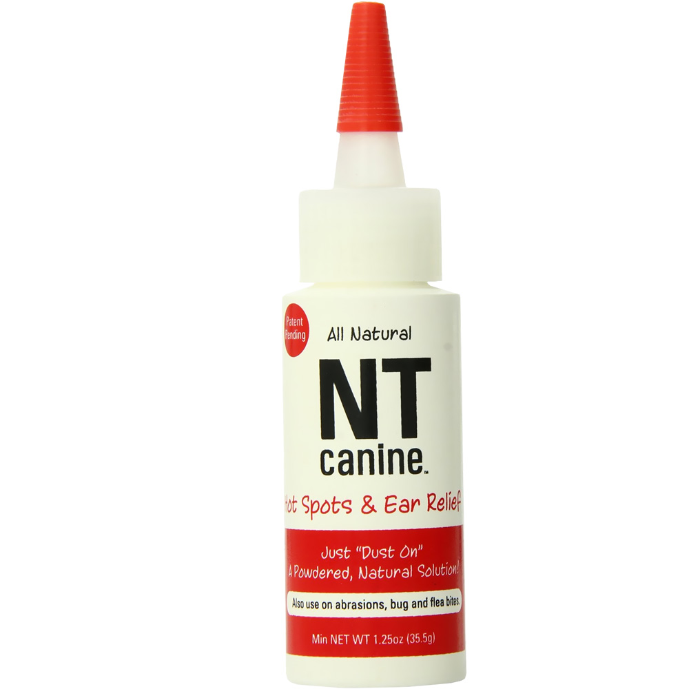 No Thrush Canine - Hot Spot & Ear Relief (1.25 oz)