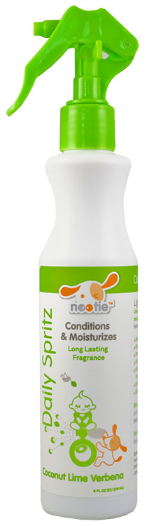 Nootie Daily Spritz Conditions & Freshens - Coconut Lime Verbena (8 oz)