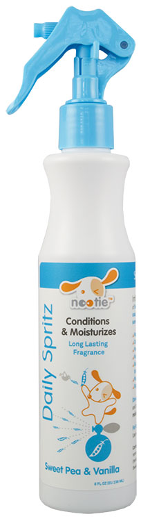 Nootie Daily Spritz Conditions & Freshens - Sweet Pea & Vanilla (8 oz)