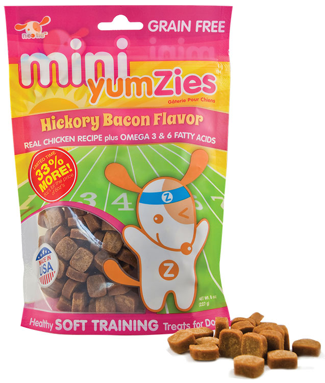 Nootie Mini yumZies - Hickory Bacon (8 oz)
