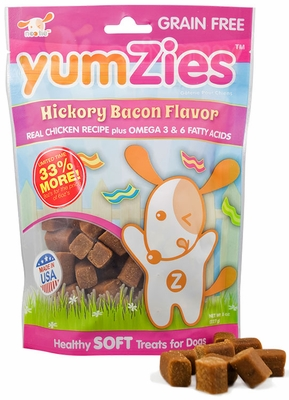 Nootie yumZies - Hickory Bacon (8 oz)