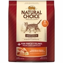 Nutro Natural Choice Chicken & Whole Brown Rice - Finicky Adult Cat (14 lb)
