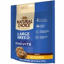 Nutro Natural Choice Large Breed Chicken & Rice Biscuit - Adult Dog (32 oz)