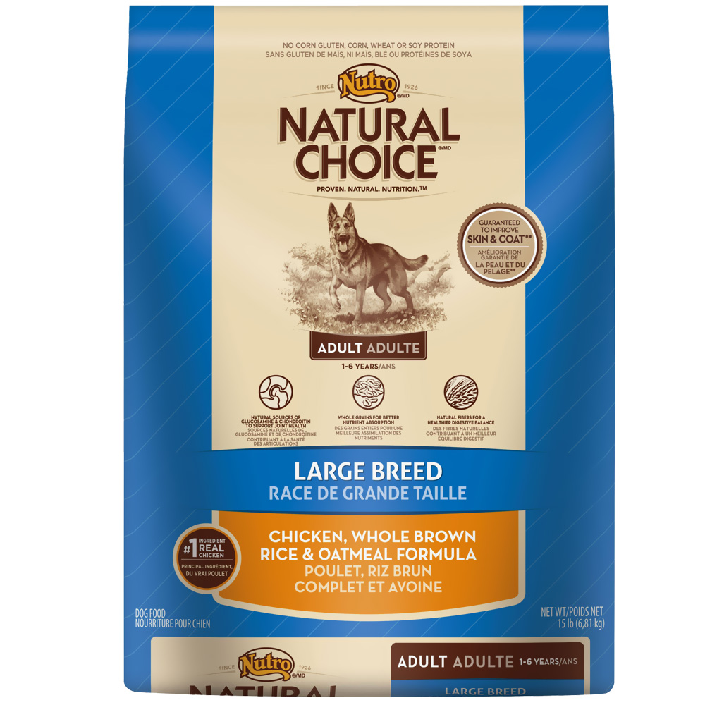 Natural Choice Large Breed Puppy Food Review