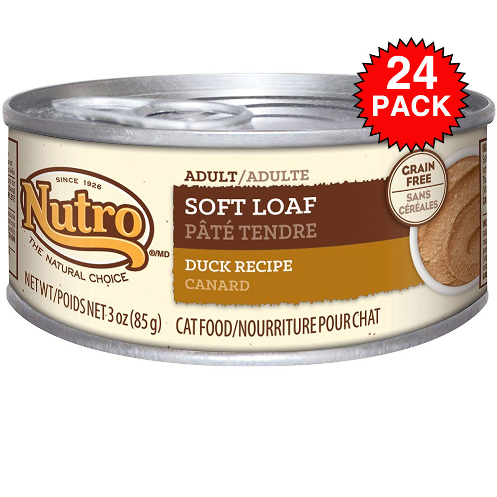 Nutro Natural Choice Cat Food Duck