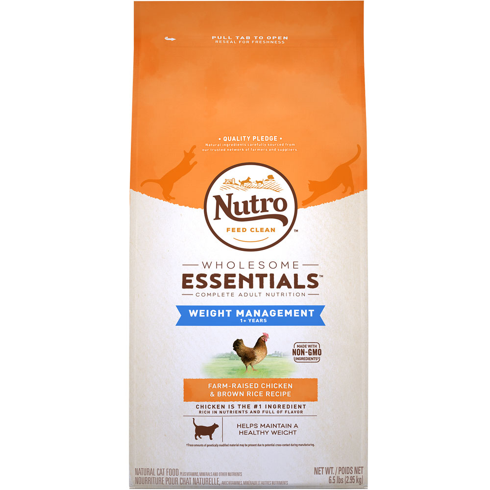Nutro Natural Choice Cat Food Calories