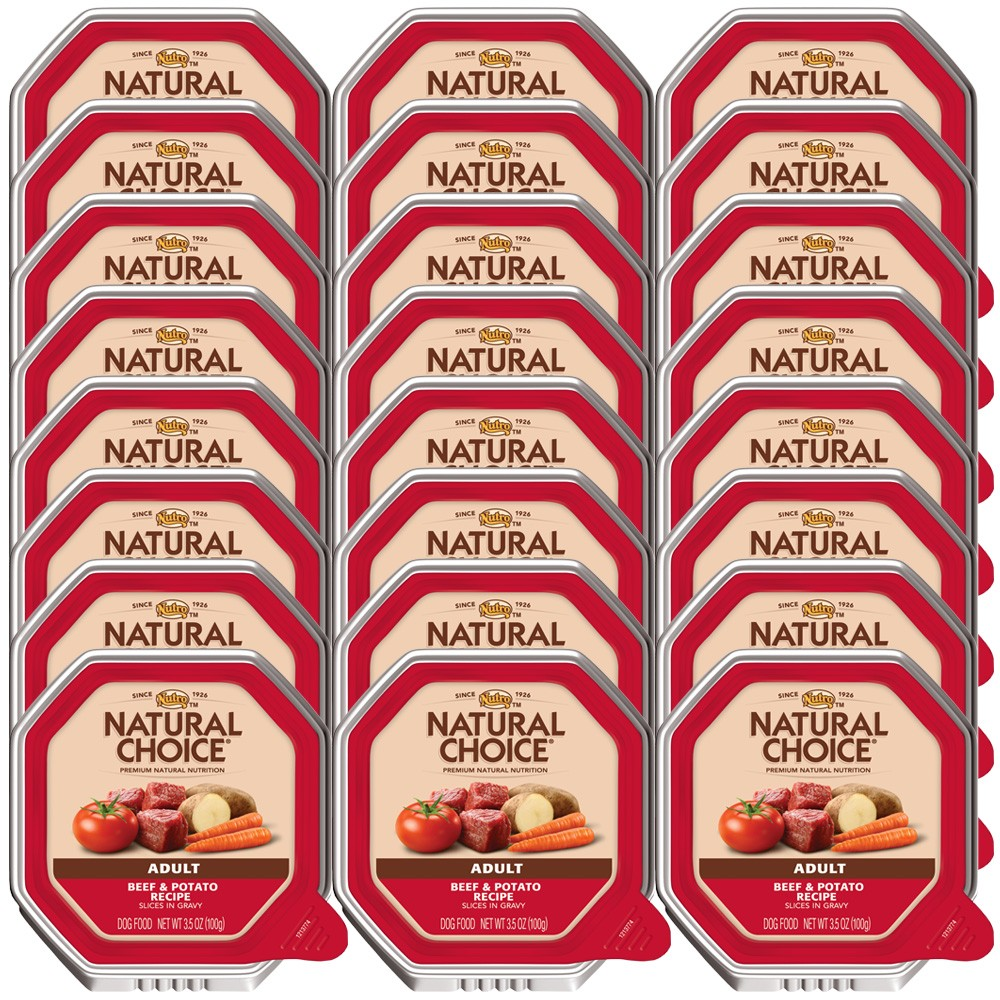 Nutro Natural Choice Wet Dog Food