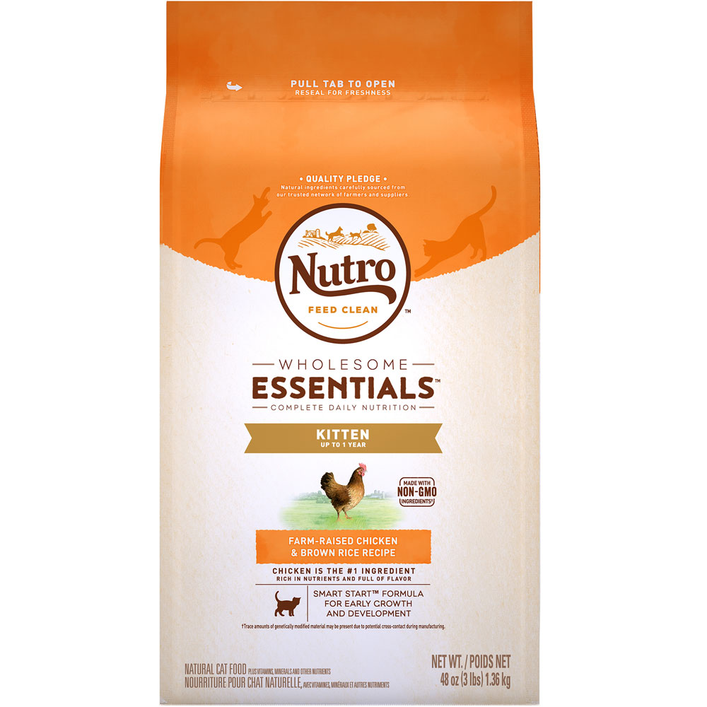 Nutro Natural Choice Kitten Review