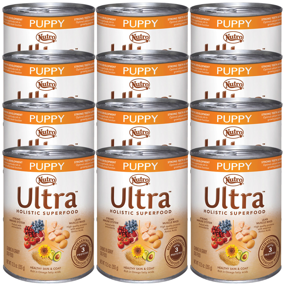 Nutro Canned Puppy Food