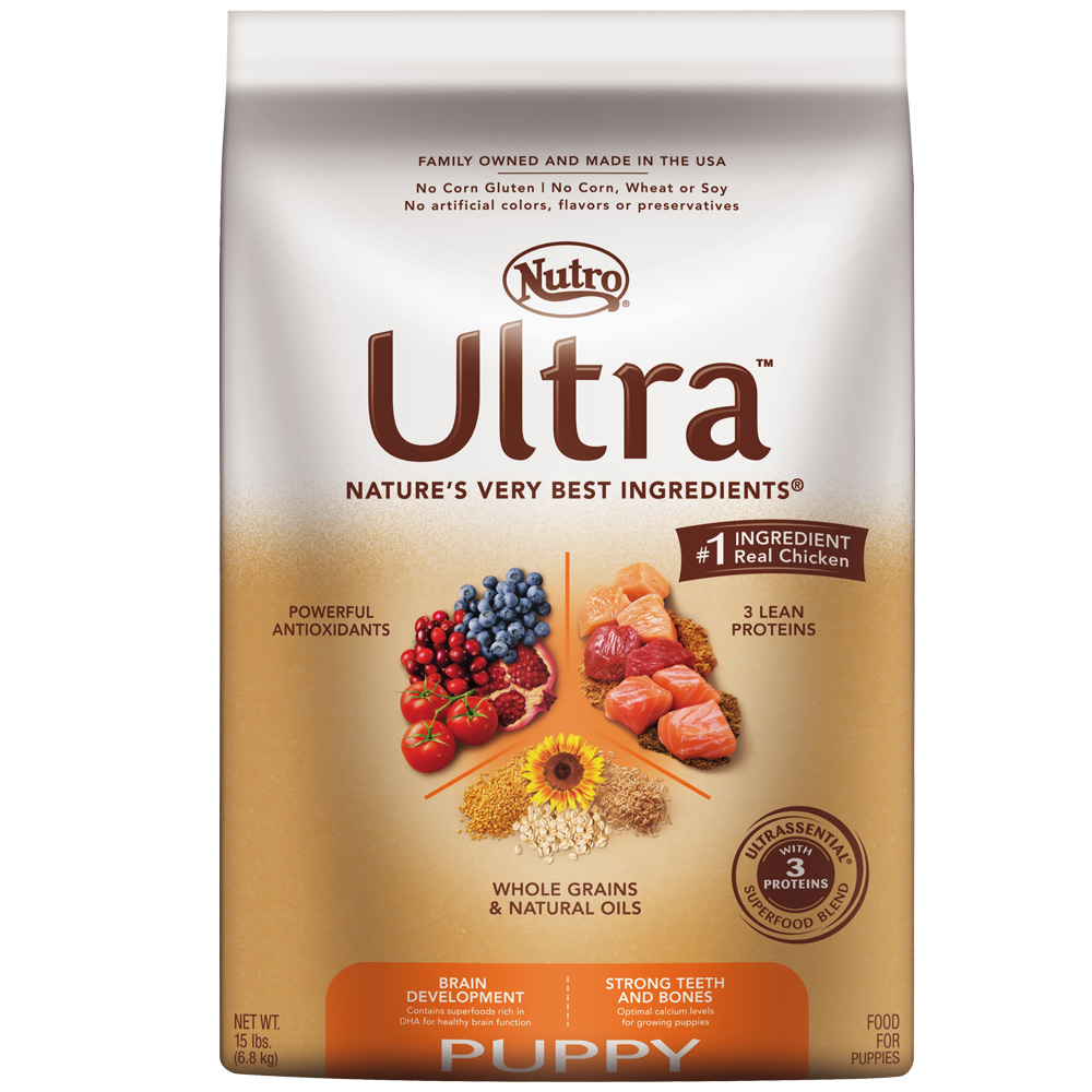 Nutro Ultra Dry Puppy Food (15 lb)