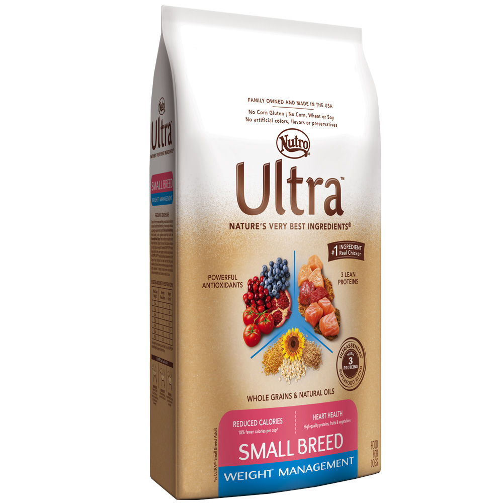 Nutro Ultra Small Breed Weight Management (4 lb)