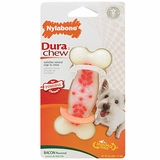 Nylabone Dura Chew Plus Bacon Flavor (Regular)