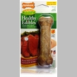 "Nylabone Healthy Edibles Roast Beef Flavored Bone - REGULAR  (4.5"" L)"