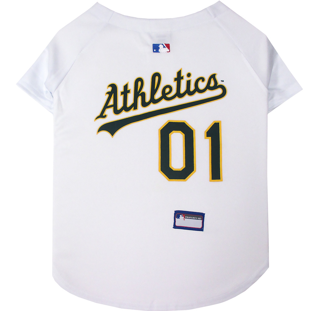 Oakland Athletics Dog Jerseys