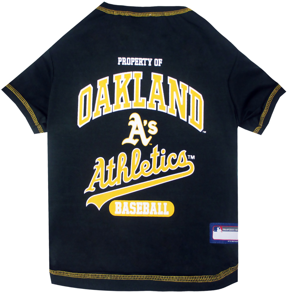 Oakland Athletics Dog Tee Shirts