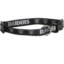 Oakland Raiders Dog Collars & Leashes