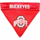 Ohio State Dog Bandanas