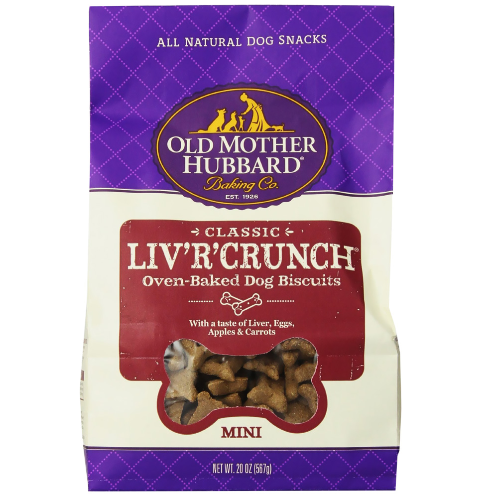Mother Hubbard Dog Treats Reviews