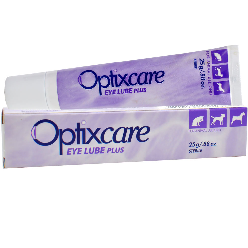 Optixcare Eye Lubricant + Hyaluron (25 g)