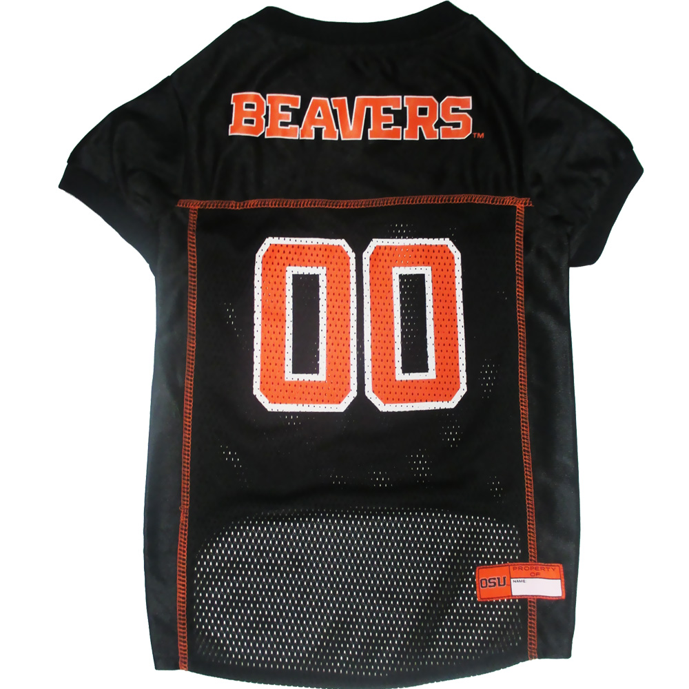 Oregon State Beavers Dog Jerseys