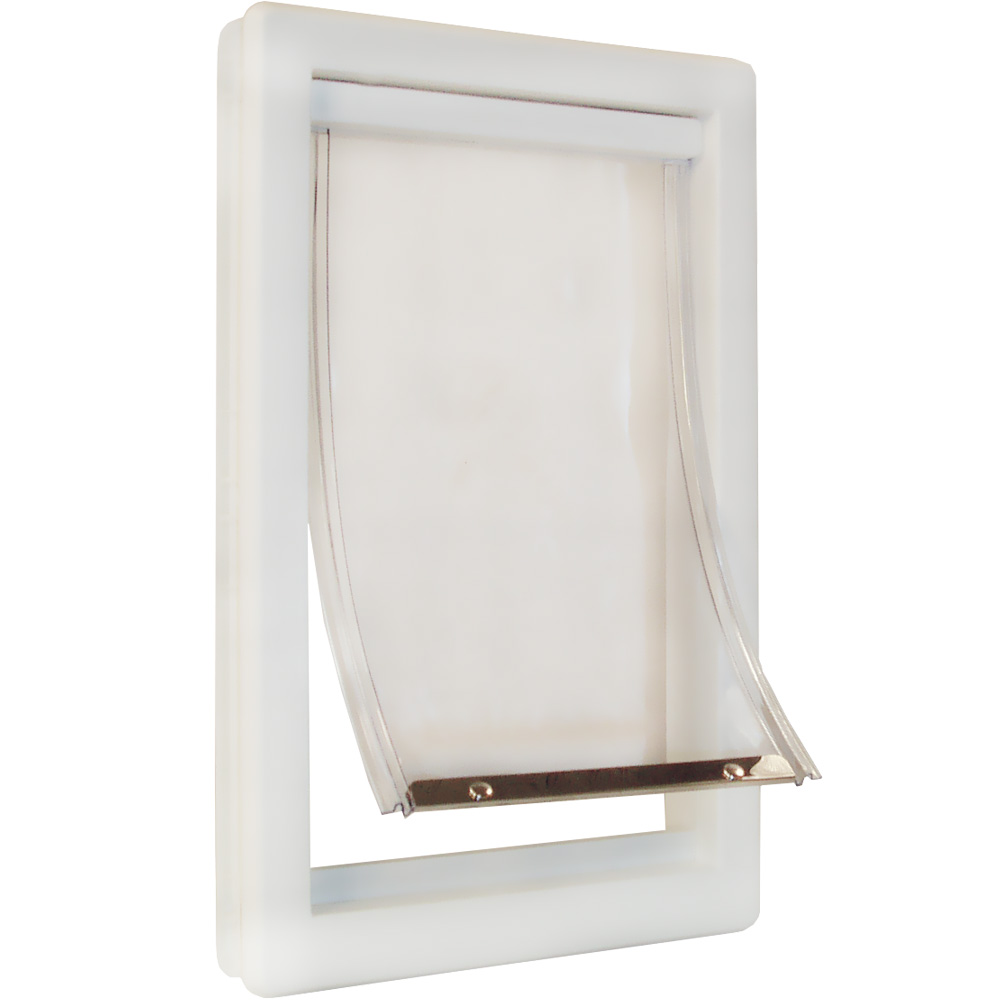 Original Plastic Pet Door - Medium