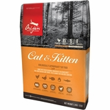 Orijen Dry Cat & Kitten Food (5 lbs)