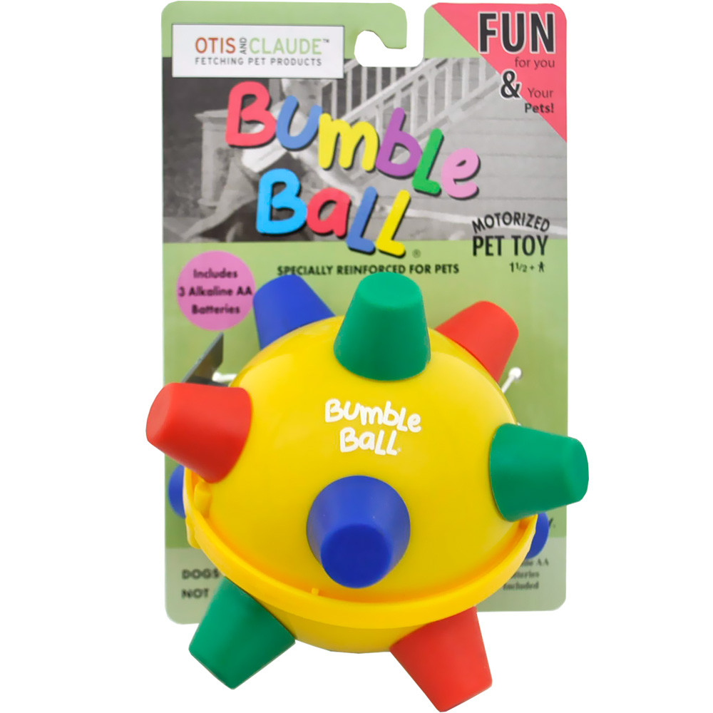 Bumble Ball Toy : Bumble ball free bonies paw some limited time offer