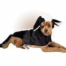 Otis and Claude Fetching Fashion Skunk Costume - SMALL