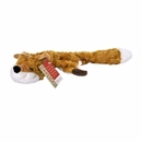 "Otis & Claude CritterZ Stuffing Free Dog Toys - Fox (18"")"