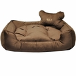 Otis & Claude® Sleepy Paws™ Sadie Square Dog Beds with Bolster