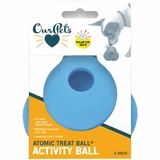 """Ourpet Atomic Treat Ball - 3"""""""