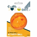 Ourpet IQ Treat Ball (Assorted) - 3""