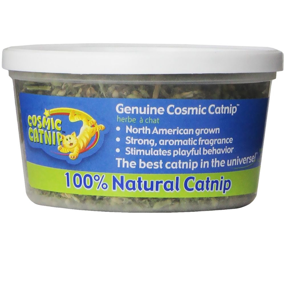 OurPets Cosmic Natural Catnip (0.5 oz)