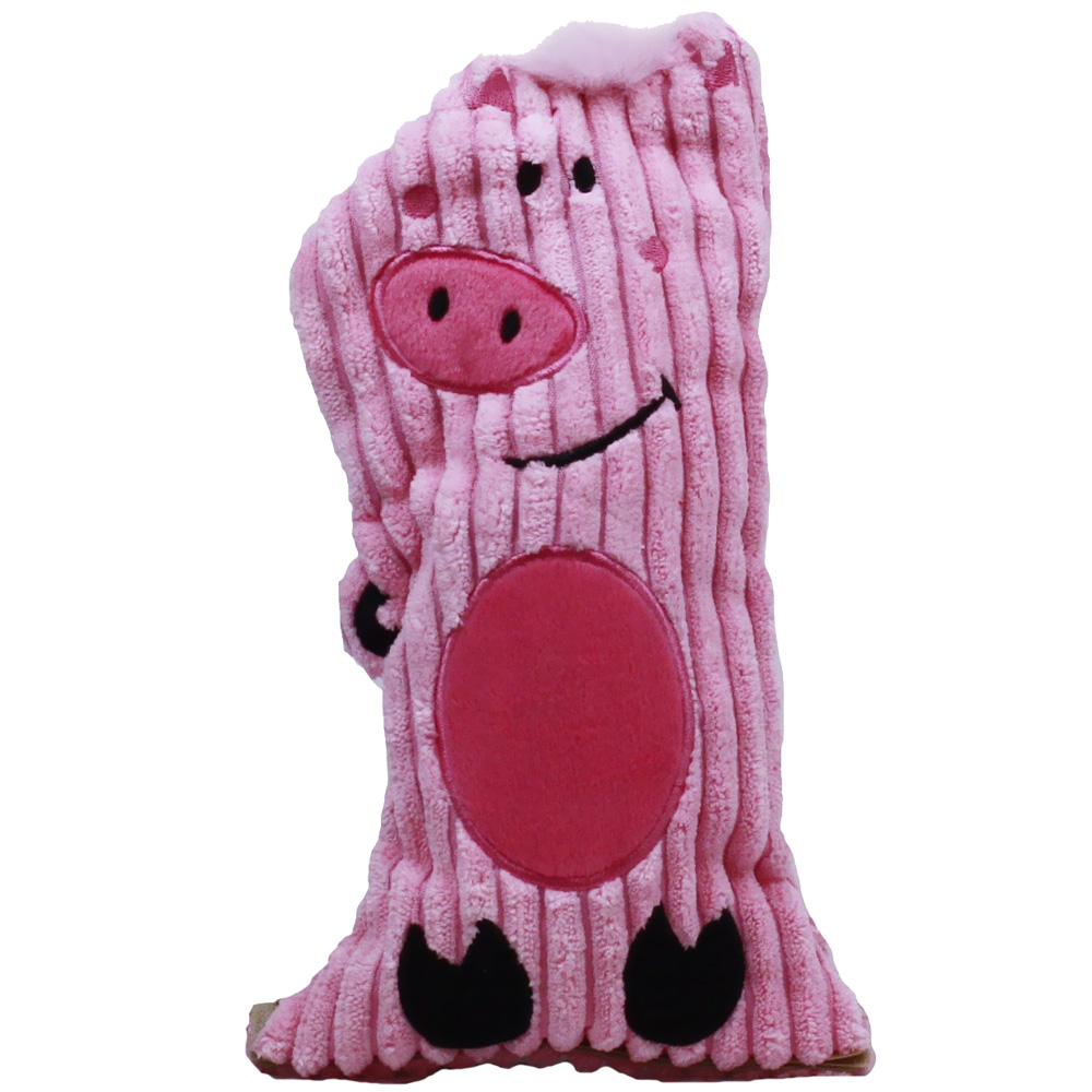 Outward Hound Bottle Buddies Squeaker - Pig