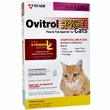 Ovitrol X-Tend Flea & Tick Spot On for Large Cats (5 lbs and over) - 3 MONTH