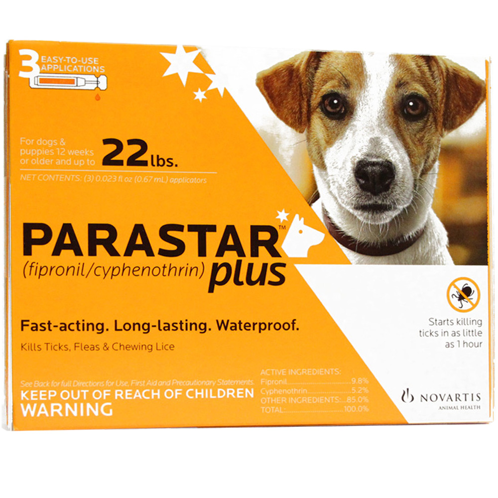 Parastar® PLUS for Dogs