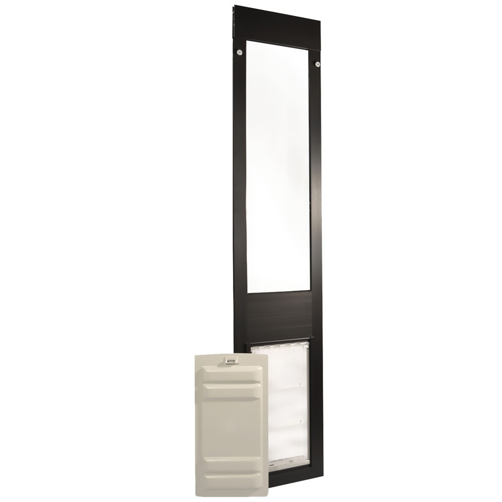 Patio Pacific Endura Flap Quick Panel 3 Bronze Frame