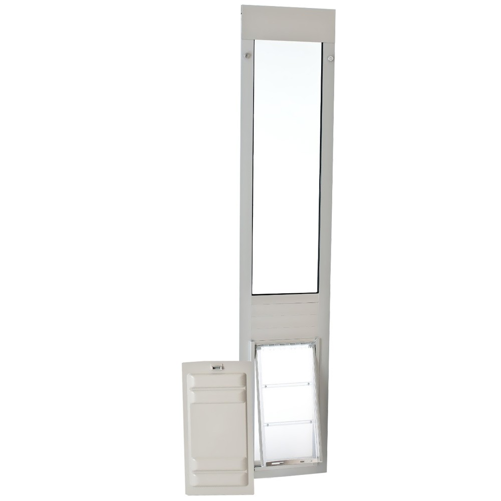 Patio Pacific Endura Flap Thermo Panel 3e Satin Frame