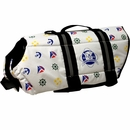 Paws Aboard Pet Life Jacket - Nauti Dog (XSmall)