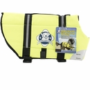 Paws Aboard Pet Life Jacket - Safety Neon Yellow (Medium)