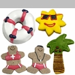 Pawsitively Gourmet Summer Fun Pack (20 cookies)