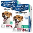 Pet Armor Pro Advanced Small (11-22 lbs) - 6 Pack