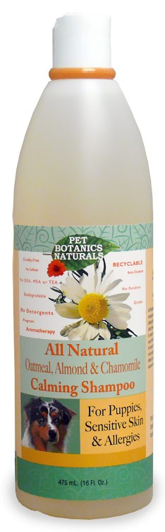 Pet Botanics Relief Shampoo