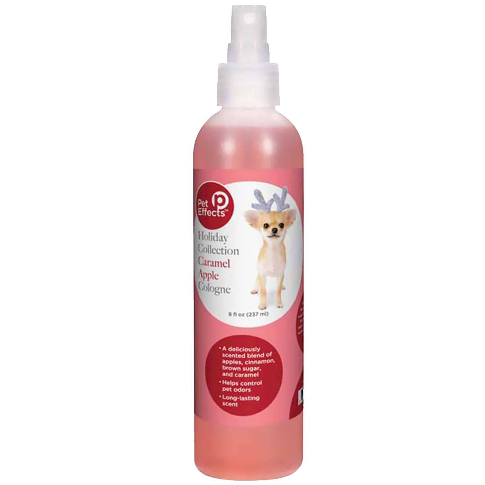 Pet Effects Holiday Collection Cologne - Caramel Apple (8 fl oz)