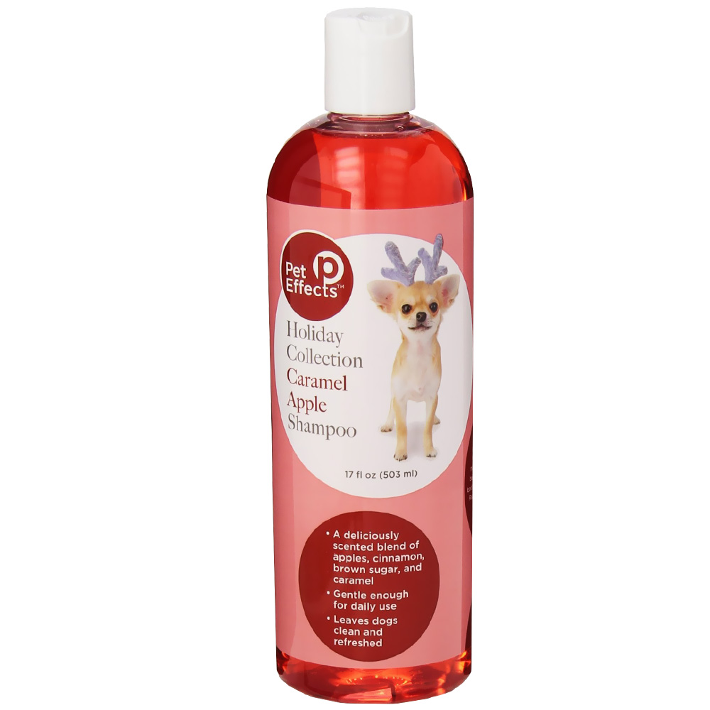 Pet Effects Holiday Collection Shampoo - Caramel Apple (17 fl oz)
