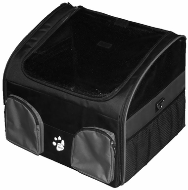 pet gear booster carrier car seat medium park avenue. Black Bedroom Furniture Sets. Home Design Ideas