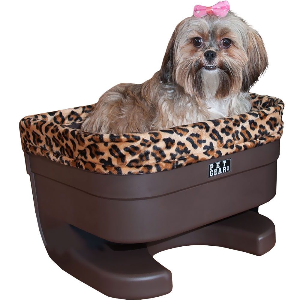 Pet Gear Bucket Seat Booster With Jaguar Insert  - 17""