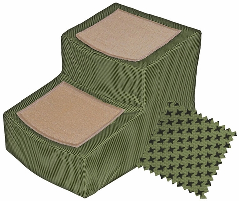 Pet Gear Designer Stair ll with Removeable Cover - Sage