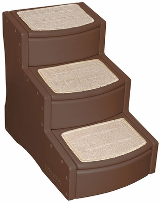 Pet Gear Easy Step III - Chocolate